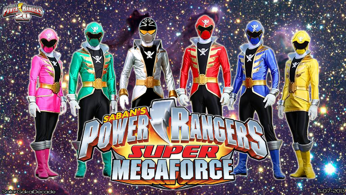 rangers super megaforce
