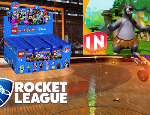 Rocket League Hoops, LEGO Disney Figs, Disney Infinity 3.0 | Podcast 4-29-16