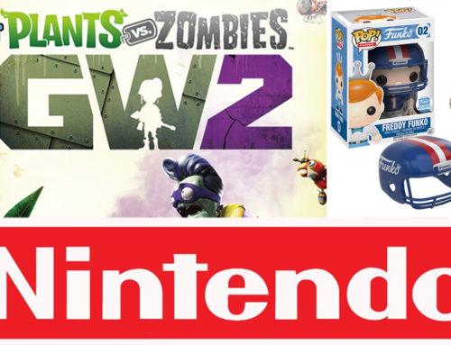 Nintendo NX, PvZ GW2, Funko | Podcast 4-27-16
