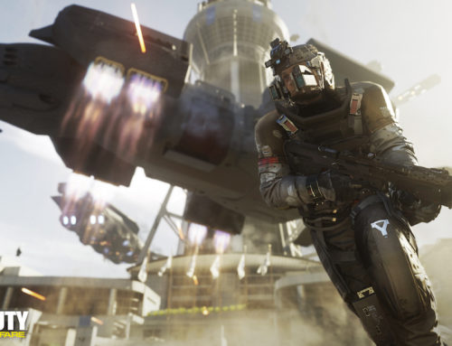Call of Duty Infinite Warfare Announcement and Details