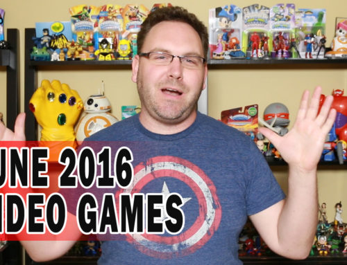 Hot Video Games June 2016