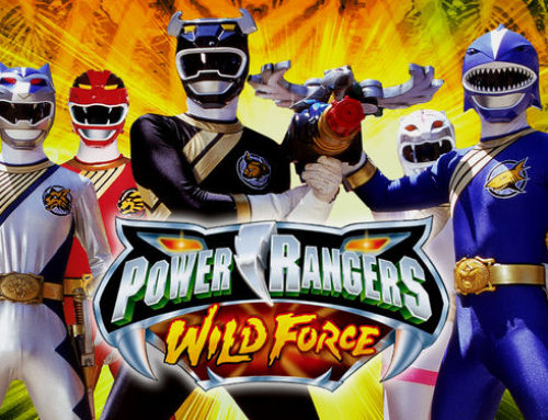 Power Rangers Wild Force The Complete Series DVD Review