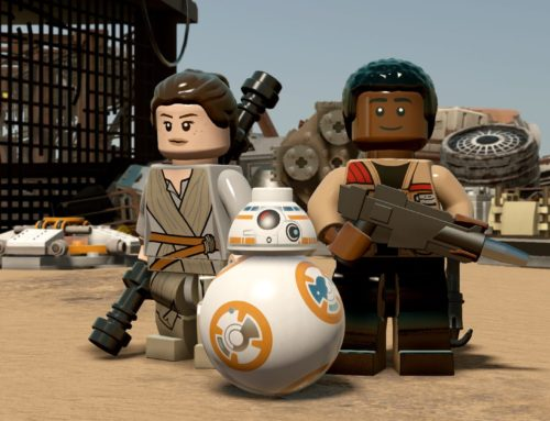 Lego Dimensions News and Lego Stars The Force Awakens Preview