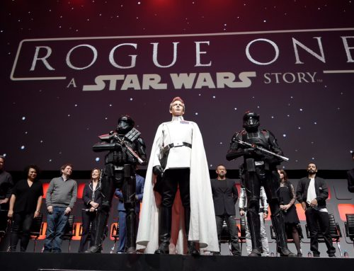 Star Wars Celebration Europe 2016 Rogue One + Thrawn