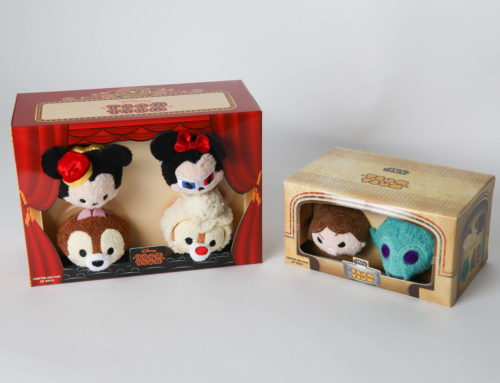 Disney Tsum Tsum Comic-Con 2016 Exclusives