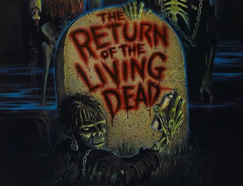 The Return of the Living Dead Collector's Edition Blu-ray Review