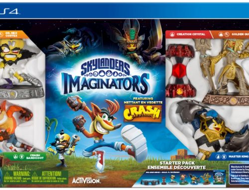 Skylanders Imaginators Starter Packs