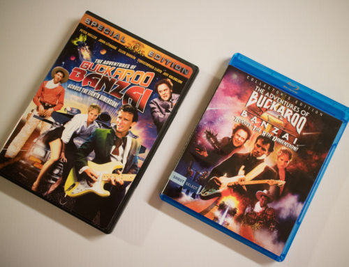 The Adventures of Buckaroo Banzai Blu-ray Review