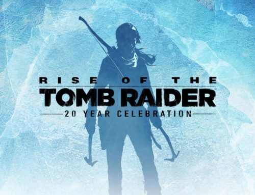 Rise of the Tomb Raider 20th Anniversary Celebration Edition