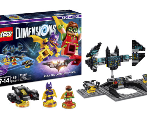 The Lego Batman Movie and Knight Rider coming to Lego Dimensions