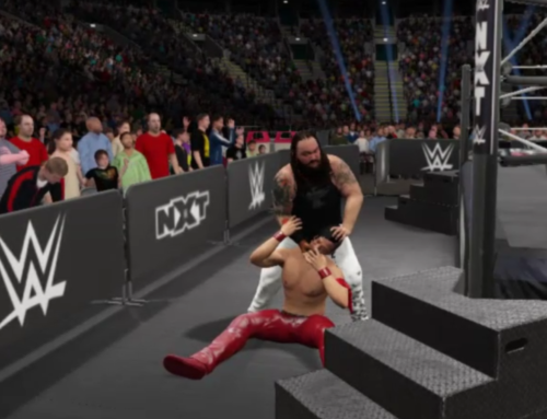 WWE 2K17 Review and Gameplay