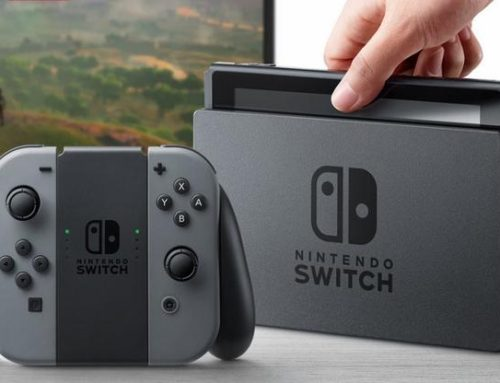 Nintendo NX Now Called Nintendo Switch Details Reactions