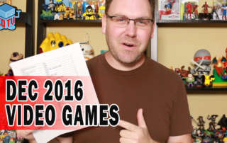 December 2016 Video Games Release List