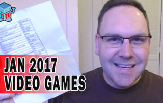 january 2017 video games