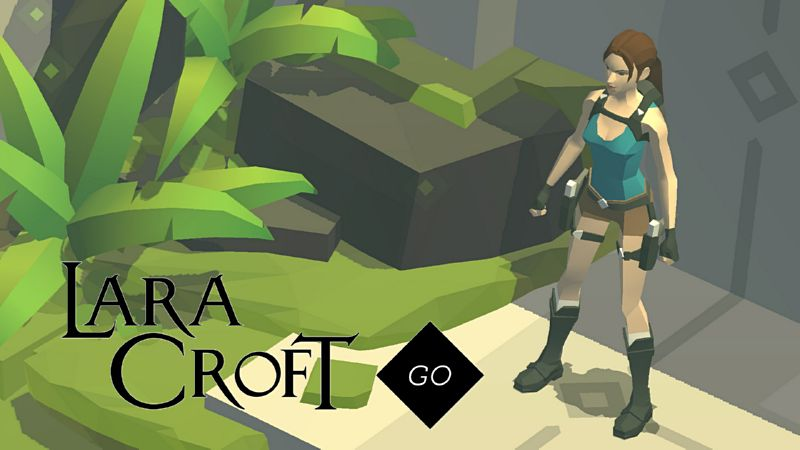 lara croft go console version review � coinop tv