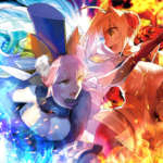 Fate Extella The Umbral Star on PS4
