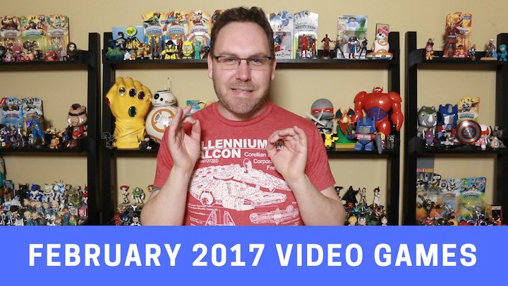 February 2017 Video Games Release List