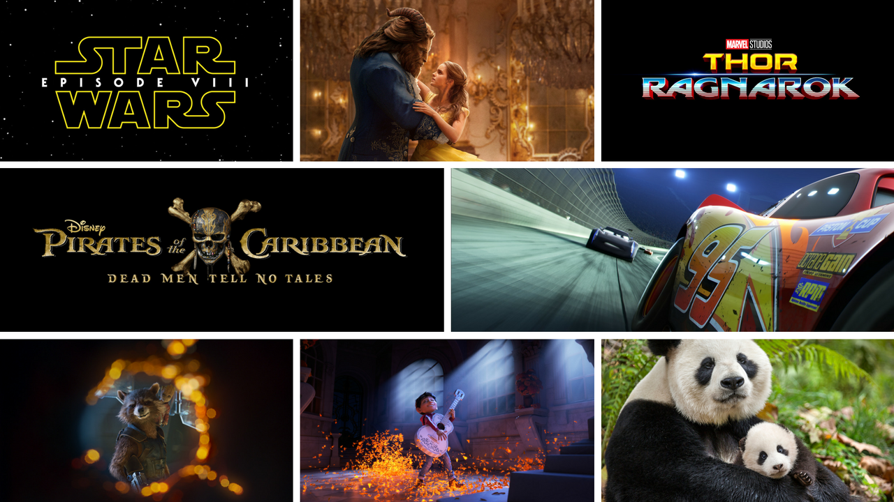 All Disney Movies Coming in 2017