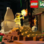 Lego Worlds on PS4