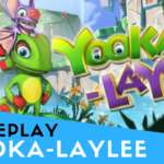 Yooka-Laylee on PS4