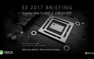 Microsoft Press Conference E3 Expo 2017