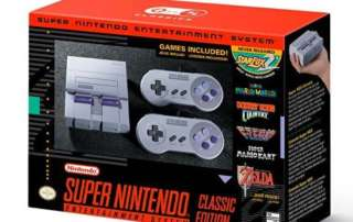 super nes classic edition us version