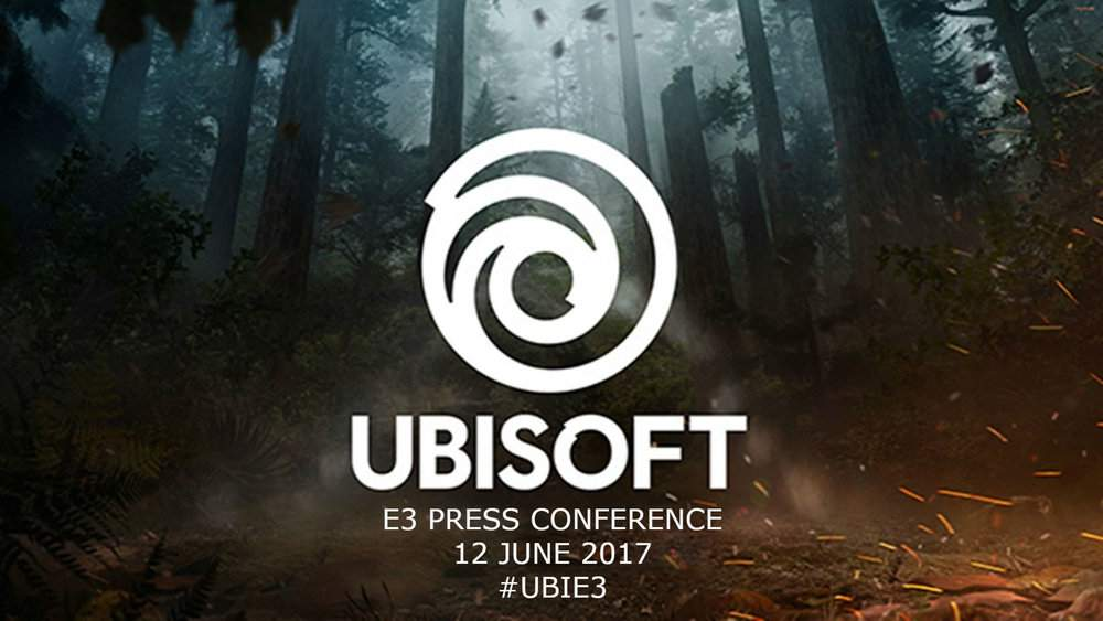 ubisoft press conference e3 expo 2017