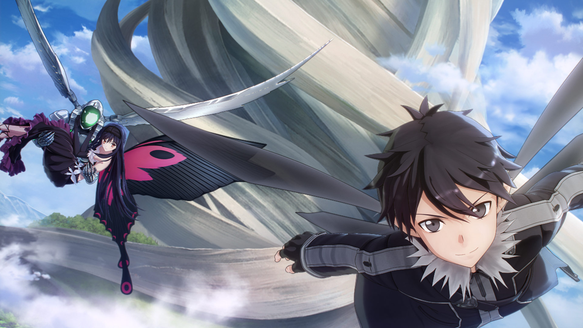 Accel World VS Sword Art Online Millennium Twilight Review