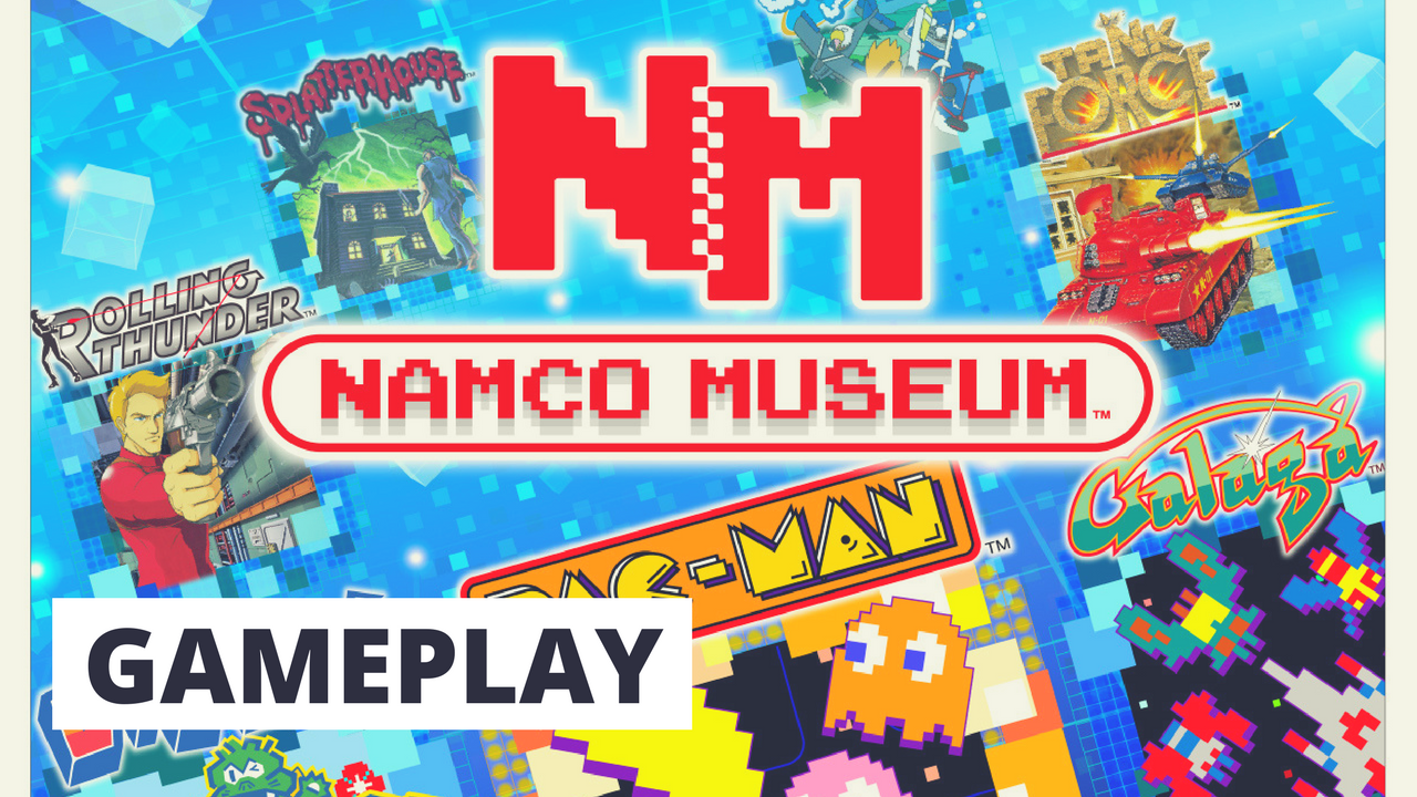 namco museum nintendo switch review