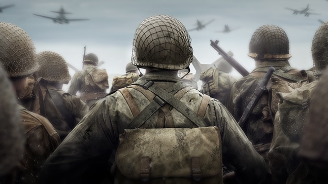 Call of Duty WWII Multiplayer