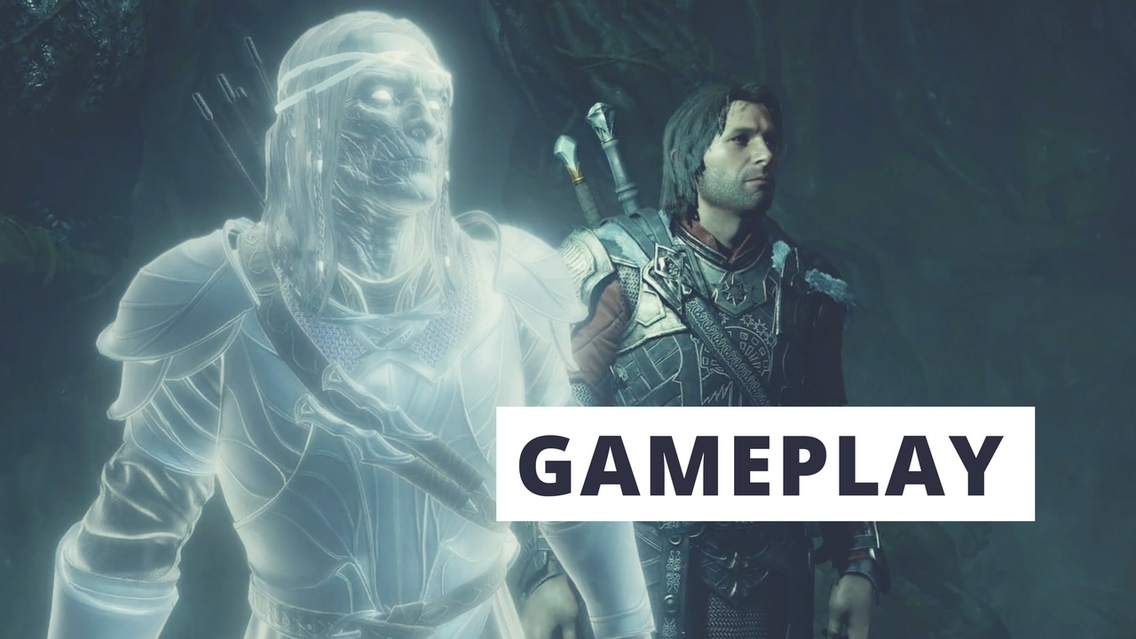 middle-earth shadow of war gameplay