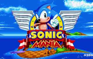 sonic mania preview