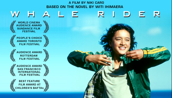 Whale Rider Blu-ray 15th Anniversary Edition