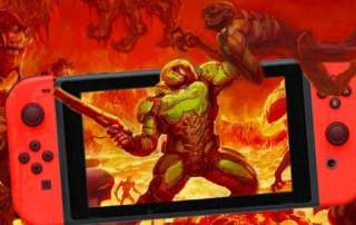 doom nintendo switch preview