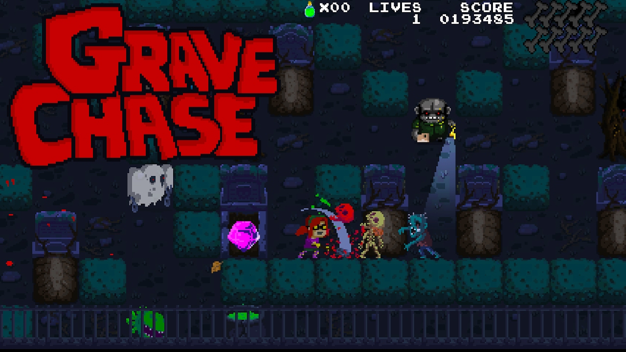 grave chase review