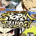 Naruto Shippuden Ultimate Ninja Storm Trilogy on PS4