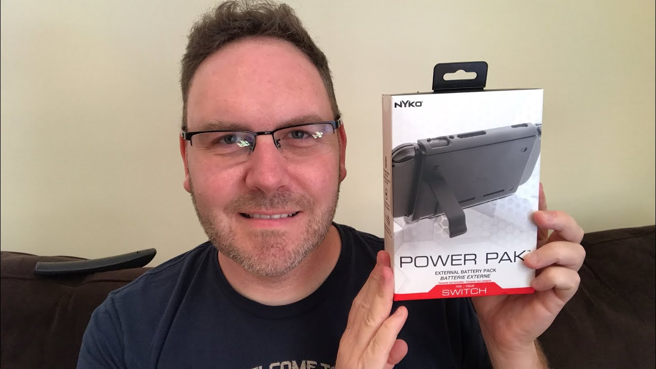 nyko power pak nintendo switch review