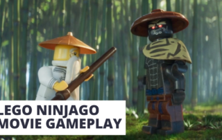 the lego ninjago movie video game review