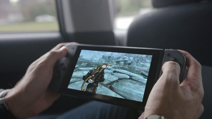 skyrim nintendo switch review