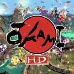 Okami HD on PS4