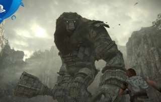 Shadow Of the Colossus preview