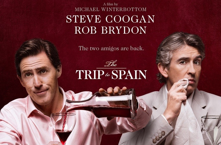 the trip to spain blu-ray dvd review