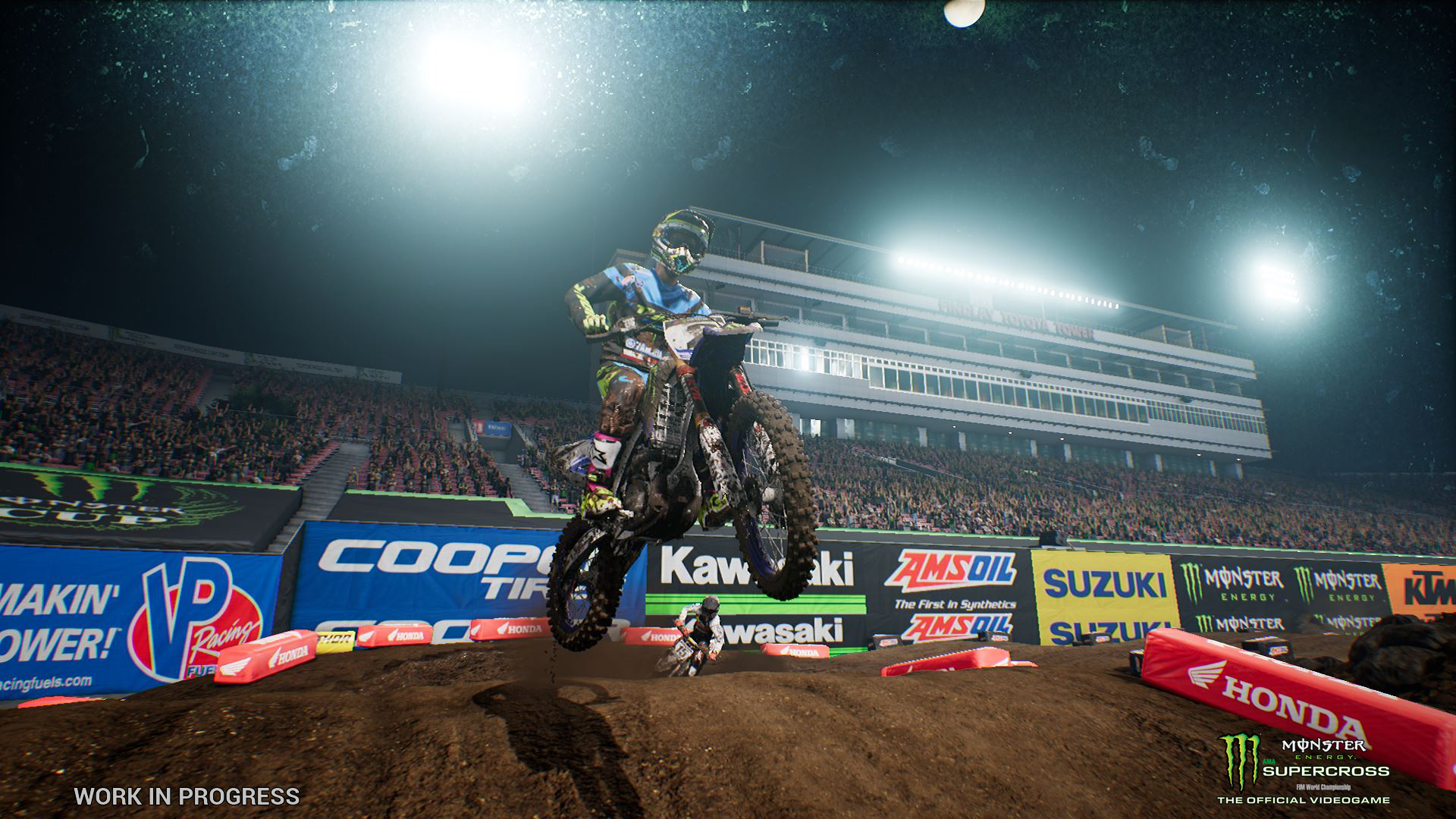 Monster Energy Supercross The Official Video Game Review