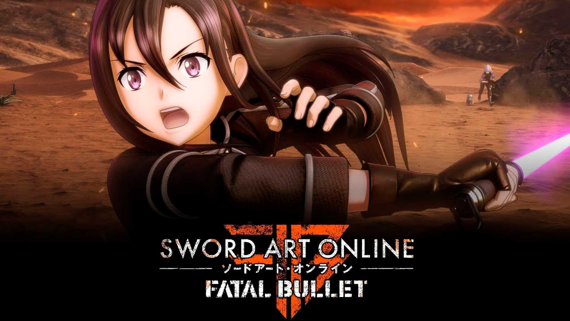 sword art online fatal bullet review