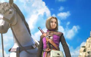 dragon quest xi Echoes of an Elusive Age preview