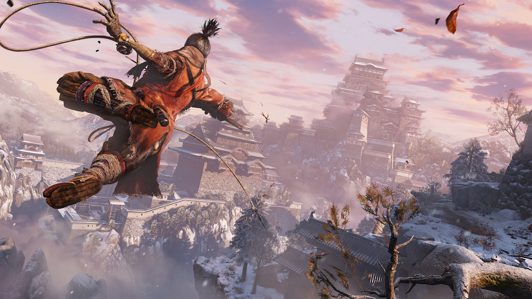 Sekiro Shadows Die Twice Preview