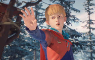 captain spirit review