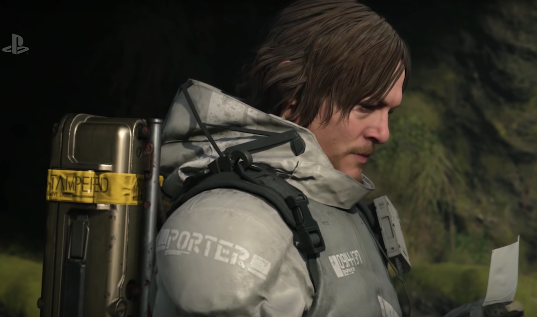 death stranding e3 preview