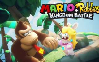 mario + rabbids kingdom battle donkey kong dlc review
