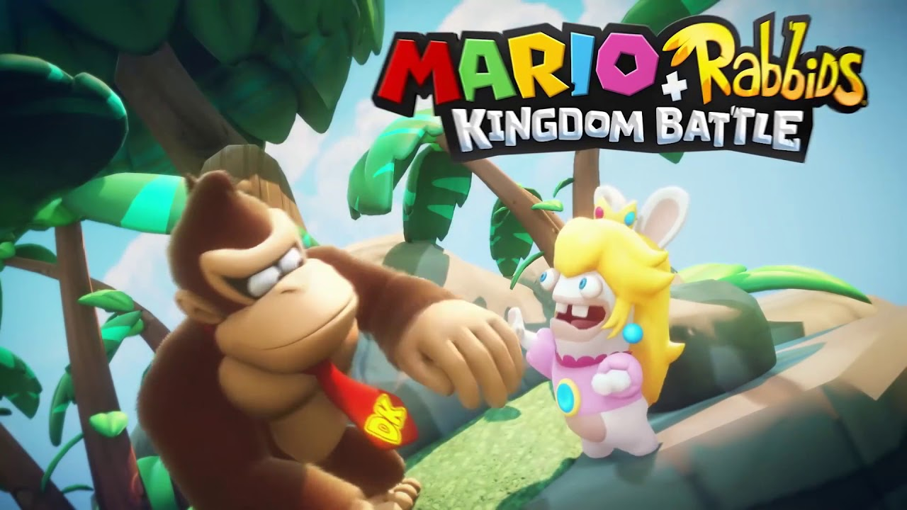 Mario + Rabbids Kingdom Battle Donkey Kong Adventure DLC Review